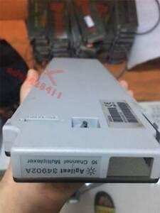 Used 1PCS Agilent 34902A 16 Channel Multiplexer Module