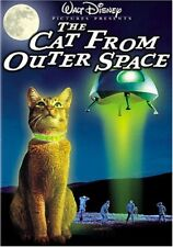 The Cat From Outer Space (Disney) Region 1 DVD New