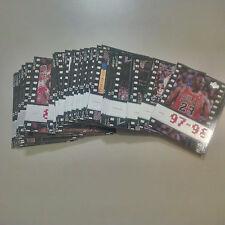 1998 Upper Deck Michael Jordan Living Legend 47 Card Lot