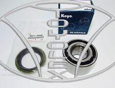 LEXUS GS300 GS400 OEM KOYO FRONT WHEEL BEARING 90903-63006 & 90311-50008 SEAL