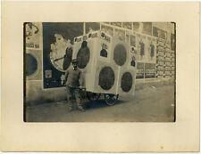 Photo Kub Affiche Publicitaire Pub Vers 1900