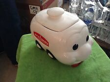 Archway delivery truck advertising ceramic cookie jar