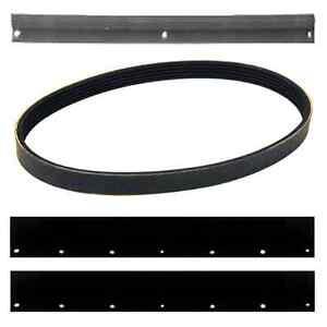Paddles Scraper & Belt Kit fits Toro S200 S620 38235 28343 38252 38220 38230