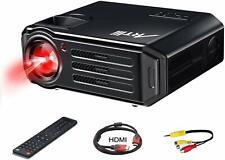 ARTLii RD817 Full HD Home Theater Projector - 3500 Lumens, 2x HDMI, VGA, 2x USB