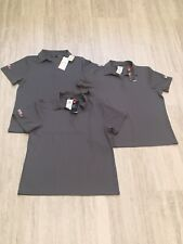 Brand New With Tags Under Armour Polo Gray Shirt Size Xl Lot Of 3 *$150 Value*