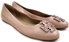 a4d7fa00e Tory Burch Melinda Ballet Flats Powder Make Up Coated Leather Ballerina  Shoes 11