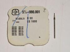 ETA winding stem 980.001 for Omega 1460  980.101 980.151 980.002 980.003 980.004