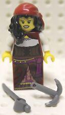 Lego® Figur Piratenbraut von Jack Sparrow + Zubehör unbespielt Minifig new