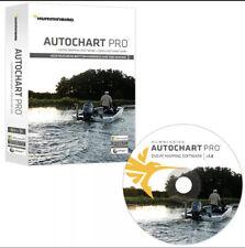 New Humminbird AutoChart Pro PC Software, N. America