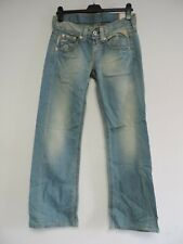 "Replay Bootcut Jeans Blue Size W28"" L32"" rrp £125 DH009 HH 14"