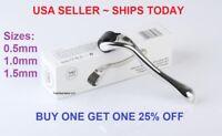 540 Titanium Premium Micro Derma Roller Acne Scars Wrinkles 0.5mm 1mm 1.5mm