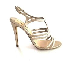 70% Off! Siren Tyrah Heel in Champagne Leather - Size 9 - NWT RRP $129.95