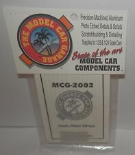 Model Car Garage 1:25/1:24 Plain Hose Straps #MCG-2002 NIP