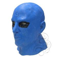 LATTICE Dr MANHATTAN poteri soprannaturali Film Personaggio BLU ELETTRICO Maschera oggetti di scena