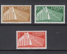ESPAÑA (1956) NUEVO MNH SPAIN - EDIFIL 1196/98 Sc# 853/55 ESTADISTICA