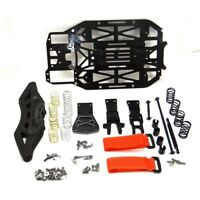 Hot Racing Traxxas 1/16 Rally Slash carbon fiber 200mm sedan chassis VXS16GS