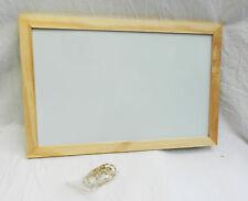 Reversible Chalk Board / Memo Board / Blackboard / Whiteboard - BNWT