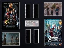 The Avengers Assemble (16 x 12) Film Cell Display