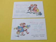 The Cradle Roll Sunday School Glenelg South Australia 2 Postcards Epworth Book