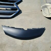 Fits 2014-2016 Nissan Versa Note Front Upper Grille Panel Molding NEW AFTERMARKT
