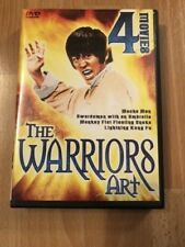 The Warriors Art - Martial Arts Movies, 4-Movie 2-Disc Set, R1