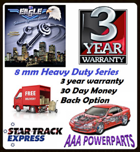 HEAVY DUTY EAGLE LEAD SET HOLDEN CAPRICE COMMODORE STATESMAN VQ VH VN VP VR 3.8L