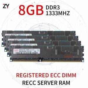 32GB Kit (4X8GB) Memory For Dell PowerEdge R320 R420 R520 R610 R620 R710 R820 UK