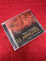 NEW FACTORY SEALED Barry Manilow - 15 Minutes Fame Can You Take It 16 TRACK  CD