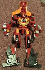 Transformers Classics Rodimus + Fansproject TFX 04 05 Parallax Protector Armor