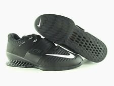Nike Romaleos 3 Black Powerlifting Gewichthebben  852933 002 UK8.5 US_9.5 Eur 43