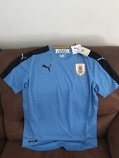 puma uruguay national team soccer/futbol  jersey new with tags size M mens
