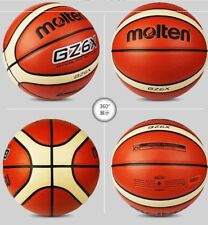 WOMEN Molten Official Size 6 Indoor Outdoor 28.5'' GZ6X PU Leather Basketball