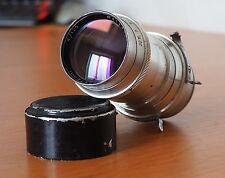 Jupiter-11  (4.0/135mm) (Copy Zeiss Sonnar)  lens cine Konvas mount