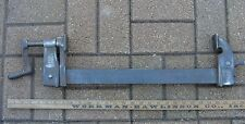 "Old Used Tools,Antique Hartford Clamp Co. No.141 Bar Clamp,17-1/2"" Capacity,Exc."