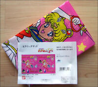 SuperS Super S SailorMoon Sailor Moon Vinyl Picnic Mat Cover DISCONTINUED ITEM!!