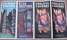 Vintage c.1940's Shenandoah Valley Virginia Travel Brochure - Endless Caverns