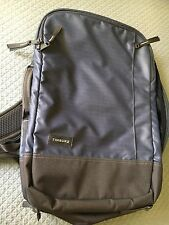 NEW Timbuk2 Travel Bag Backpack Blue Silver Look! $150