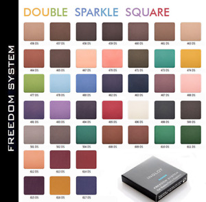 INGLOT Freedom System Eye Shadow refill Assortment DS Pearl AMC Shine Hot SALE!