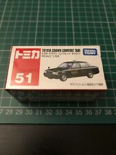 Takara Tomy 51 Toyota Crown Comfort Taxi Sealed