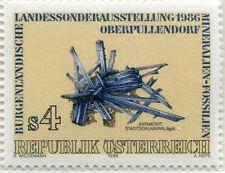 Österreich 1850 Landessonderausstellung Burgenland, Mineralien Fossilien 1986 **