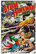 ATOM and HAWKMAN # 42 Hi-Grade 9.0! KUBERT/ANDERSON Cover! A$K $58 = CHEAP!