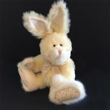 "Dottie Q Hopples - Adorable 12"" Boyds Easter Bunny Rabbit - New with Tags"