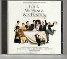 (HO169) Four Weddings & A Funeral, Soundtrack - 1994 CD