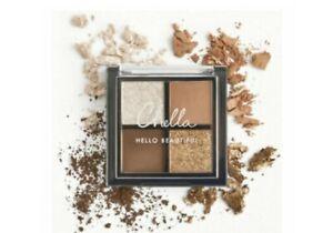 Chella Hello Beautiful Quad MINI Palette La Vie Neutral .15oz/4.4g New