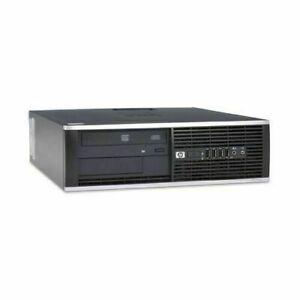 HP Compaq 6000 Pro Pen. Dual E6300 @2.80GHz 160GB HDD 4GB Win10P With Monitor