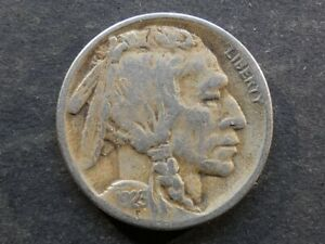 United States of America. 5 Cents (Nickel), 1923 S.
