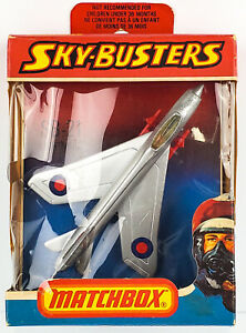 Matchbox 1978 SB-21 Lightning Sky Busters