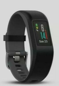 Garmin Vivosport Smartwatch FitnessTracker Heart Rate x4 *NOT WORKING*
