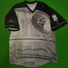 2016 Game Used Staten Island Yankees Star Wars Night Jersey #45 Size 48