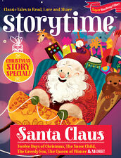 Storytime Issue 15 - Santa Claus, Little Fir Tree, 12 Days of Christmas